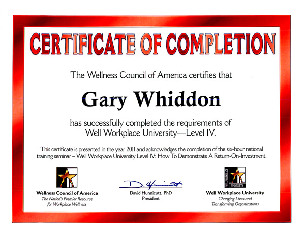 Well-Workplace-University-Level-4-Certificate600